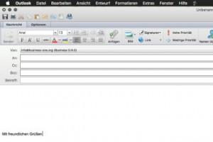 Emailing an richtige Zielgruppe